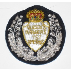 Cloth Cap Badge