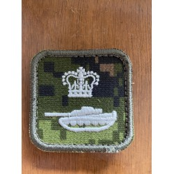 Armoured Trade Patch LV3